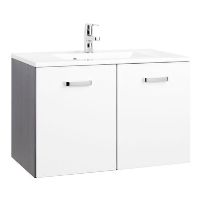 Held Möbel Bologna 80cm Single Bathroom Vanity Set