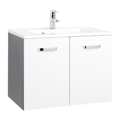Held Möbel Bologna 70cm Single Bathroom Vanity Set