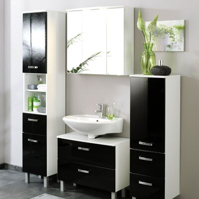 Held Möbel Denver 2-piece Bathroom Set
