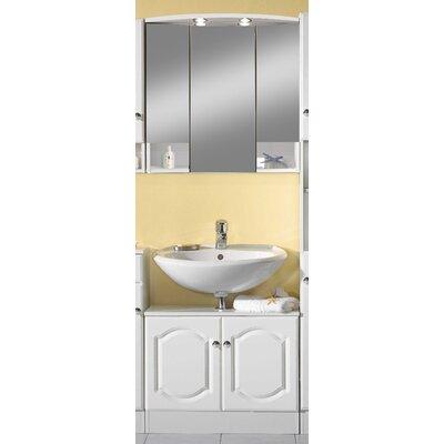 Held Möbel List 2-piece Bathroom Set