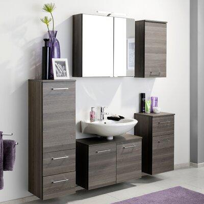 Held Möbel Makadi 5-piece Bathroom Set