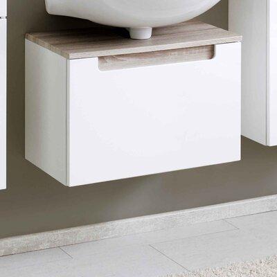 Held Möbel Siena 60cm Wall Mounted Undersink Cabinet
