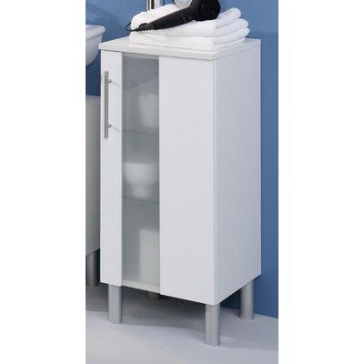 Held Möbel Miami 35 x 65cm Free Standing Cabinet