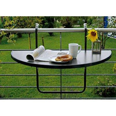 Best Freizeitmöbel Butler Balcony Table