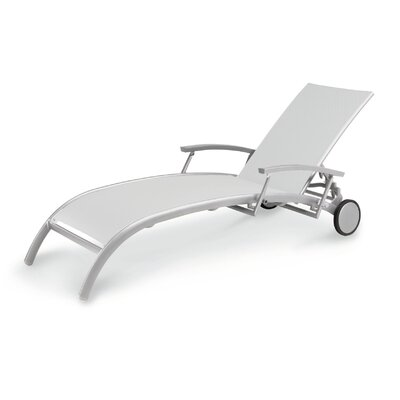 Best Freizeitmöbel Cremona Steamer Chaise Lounge