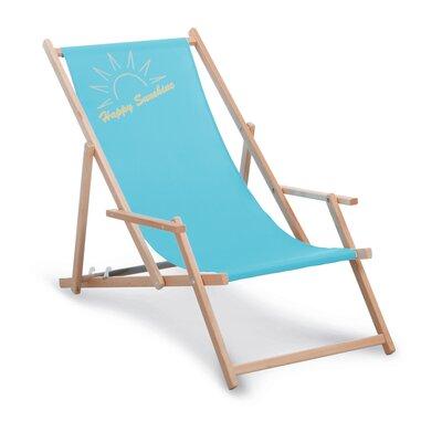 Best Freizeitmöbel Happy Sunshine Sun Lounger