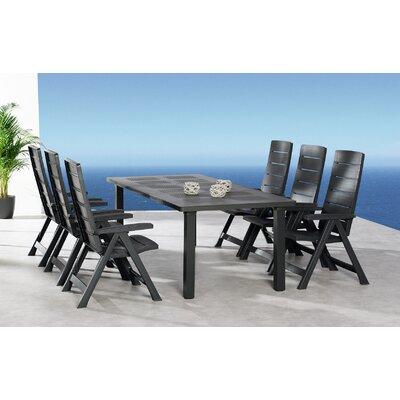 Best Freizeitmöbel Pisa/Rialto 7-Piece Dining Set