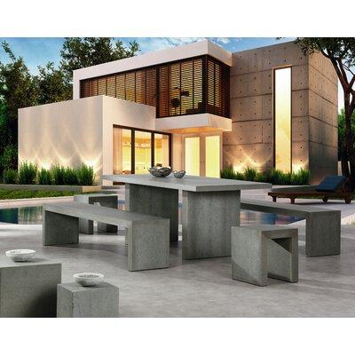 Best Freizeitmöbel Rockall 6 Seater Dining Set