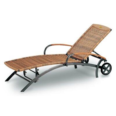 Best Freizeitmöbel Romantica Steamer Chaise Lounge