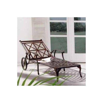Best Freizeitmöbel Antigua Steamer Chaise Lounge