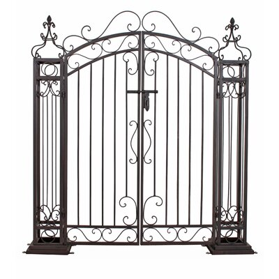 Garden Pleasure Gate