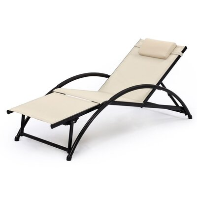 Garden Pleasure Korfu Lounger