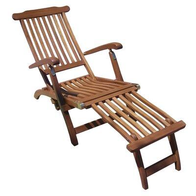 Garden Pleasure Halong Deck Chair