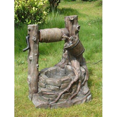Garden Pleasure Polyresin Fountain