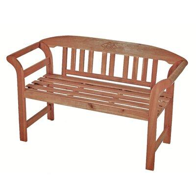 Garden Pleasure San Jose 2-Seater Garden Bench