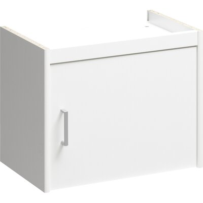 CS Schmal Soft Plus 1 Door Sideboard