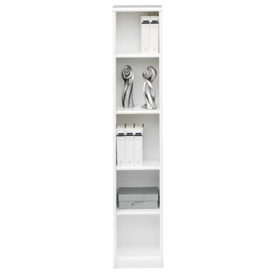 CS Schmal Soft Plus 148cm Bookcase
