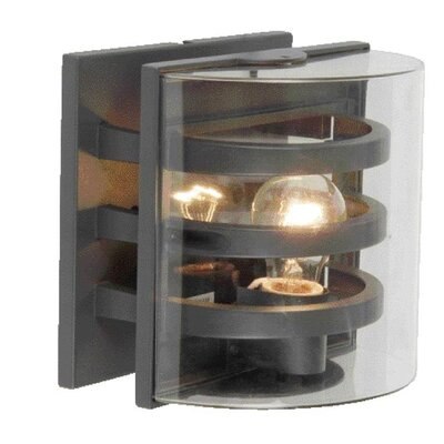 Eco Light Delta 1 Light Outdoor Sconce