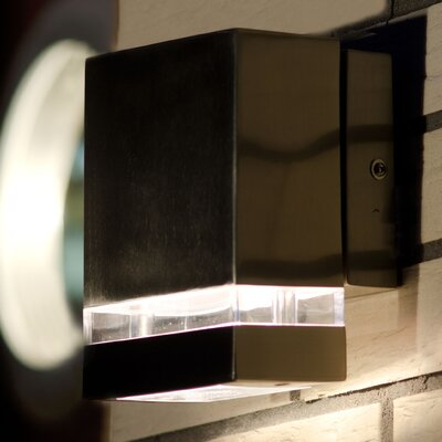 Eco Light Focus 3 Light Outdoor Sconce
