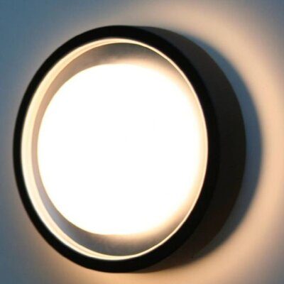 Eco Light Origo 1 Light Outdoor Flush Mount