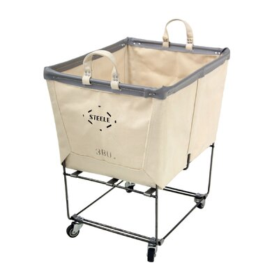 "Elevated Utility Cart Size: 27"" H x 25.5"" W x 19.5"" D"