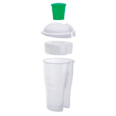 Salad To Go Food Storage Container Color: Green