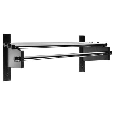 "30"" Metal wood Coad Rack"