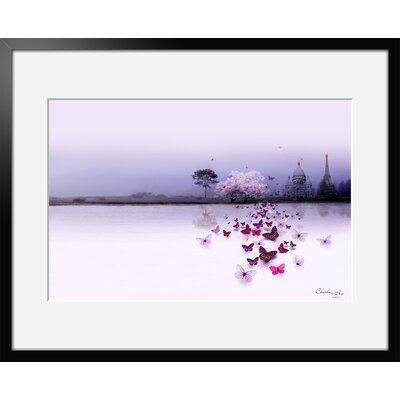 Atelier Contemporain Galante by Iris Framed Graphic Art