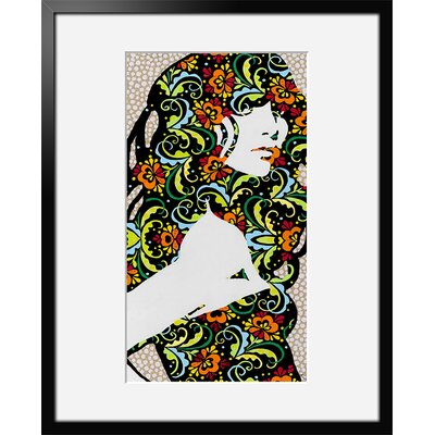 Atelier Contemporain Arts and Metiers by Amylee Framed Graphic Art