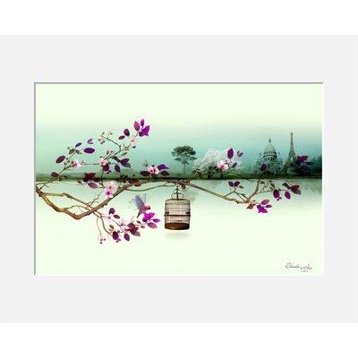 Atelier Contemporain Melusine by Chacha By Iris Graphic Art