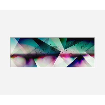 Atelier Contemporain Talisman by Iris Framed Graphic Art