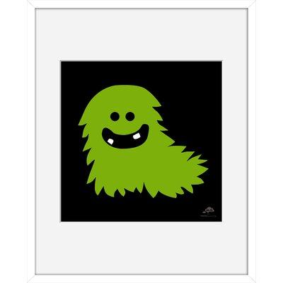 Atelier Contemporain Monster by Aksel Framed Graphic Art