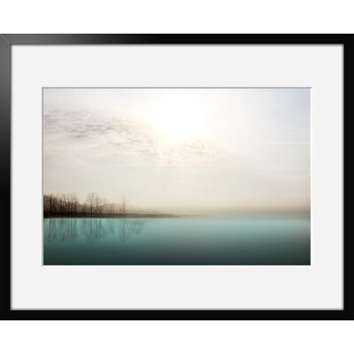 Atelier Contemporain Sagesse by Iris Framed Art Print