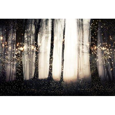 Atelier Contemporain Sortilege by Iris Graphic Art on Canvas