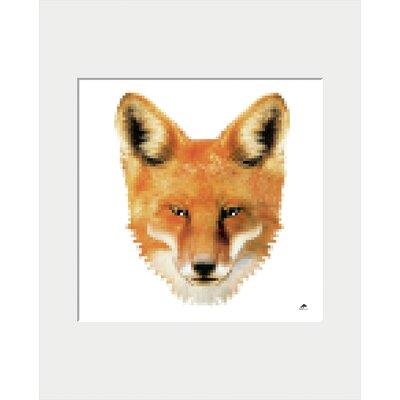 Atelier Contemporain Fox by Aksel Graphic Art