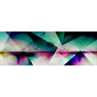 Atelier Contemporain Talisman by Iris Graphic Art on Canvas