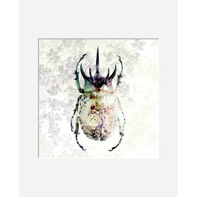 Atelier Contemporain Duchesse by Iris Framed Graphic Art