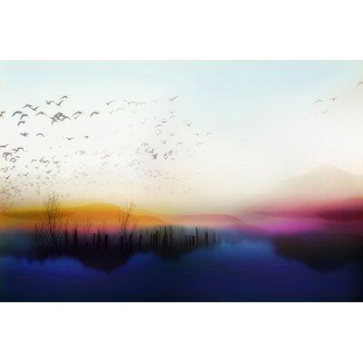 Atelier Contemporain Dune by Iris Graphic Art on Canvas