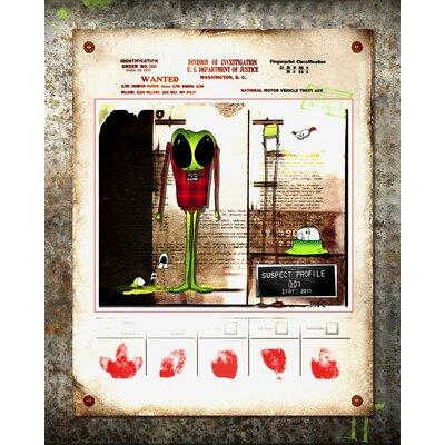 Atelier Contemporain Suspect by Ds Kamala Vintage Advertisement