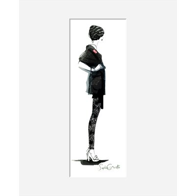 Atelier Contemporain Clara by Sophie Griotto Art Print