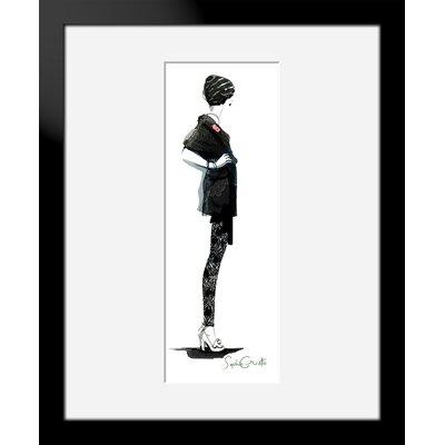 Atelier Contemporain Clara by Sophie Griotto Framed Art Print