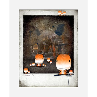 Atelier Contemporain Titi by Ds Kamala Framed Graphic Art