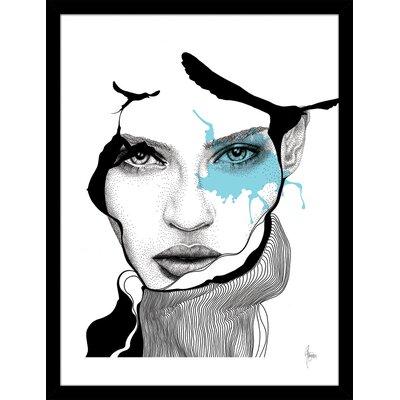 Atelier Contemporain Design by Rikke Jørgensen Framed Graphic Art