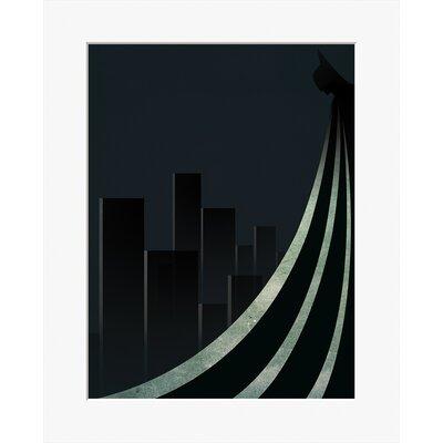 Atelier Contemporain Dark Shadow 02 by Léon Graphic Art