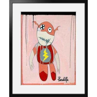 Atelier Contemporain Flash by Paratilla Framed Art Print