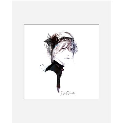 Atelier Contemporain Sarah by Sophie Griotto Graphic Art
