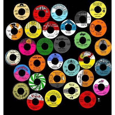 Atelier Contemporain Vinyl by Pal Design Graphic Art Wrapped on Canvas