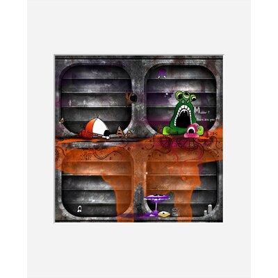Atelier Contemporain Mulder by Ds Kamala Framed Graphic Art