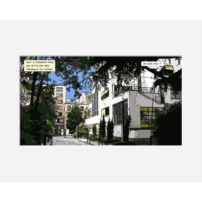 Atelier Contemporain Mallet Stevens by Philippe Matine Graphic Art