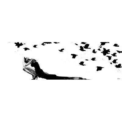 Atelier Contemporain Vacarme by Hossein Graphic Art on Canvas